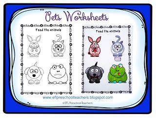 ESL/EFL Preschool Teachers: Pet Activities for Preschool ELL