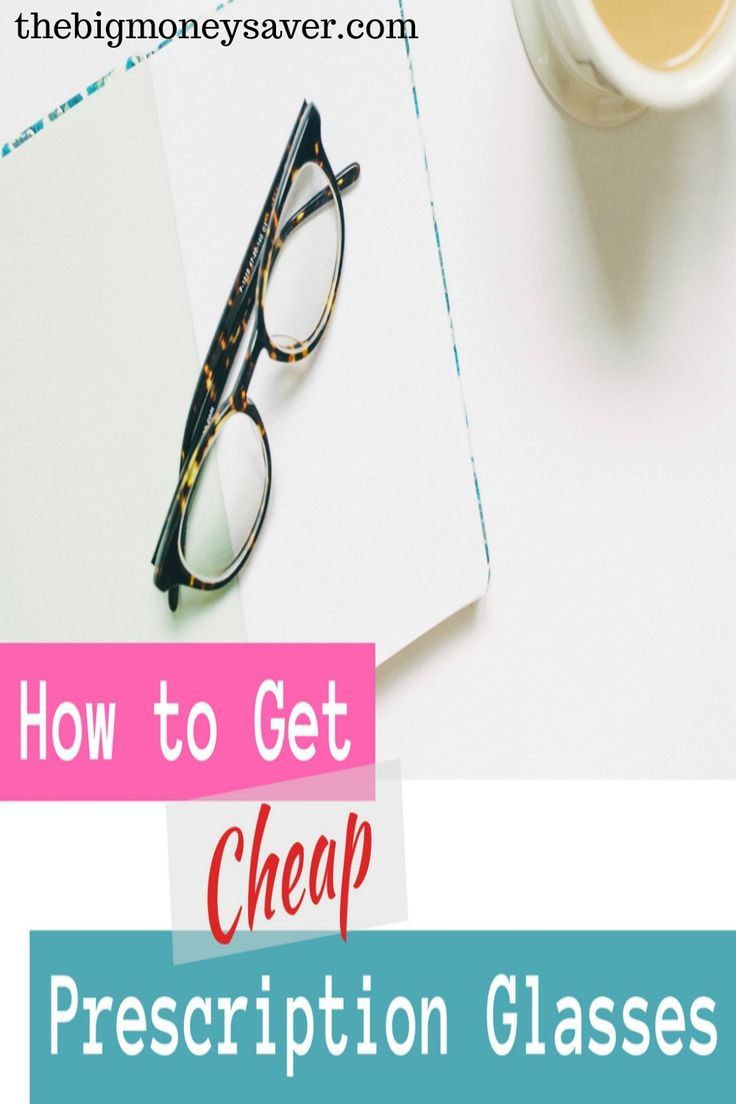 Need new glasses, but you can't afford to spend a fortune on them? Read here to find out how you can get cheap prescription glasses.