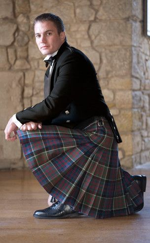 """Be a manly man.  Don't be afraid to don one of these.""...Aaron would love this! Oh how he wishes he were Scottish! ;)"
