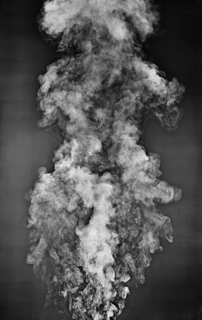 Adam Fuss. From the series My Ghost 1999 Gelatine silver print photogram