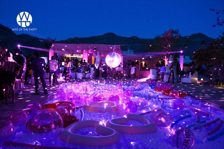 Night Pool Party in 2020 Night pool party, Pool party
