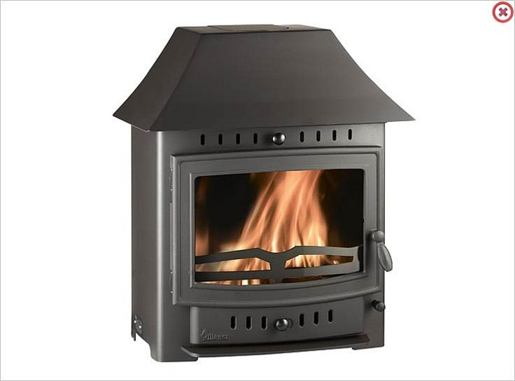 Villager Esprit 8kW / Gas Fires Electric Fires Stoves Marble Fireplaces / Fireplaces and Fire Accessories