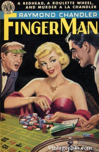 Finger Man by Raymond Chandler