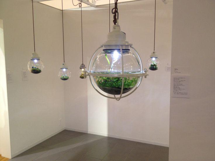 RE:planter exhibition 宇宙
