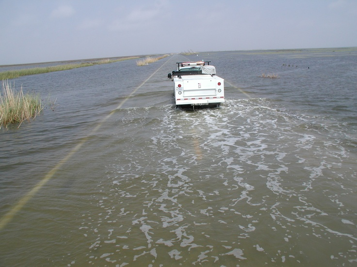 Usgs First To Travel Along Coastal Highway 82 North Of
