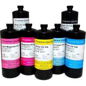INK MILL UV Inkjet Ink for Rastek H700 - Cyan - Inkjet