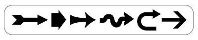 Free SVG Cut File Arrows