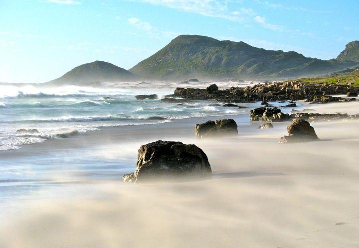 Misty Cliffs in Scarborough, Western Cape