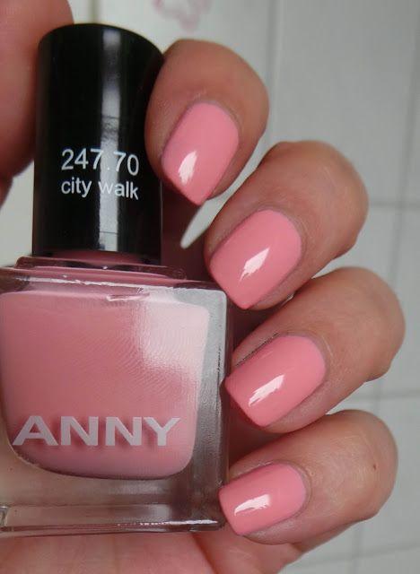 ANNY Nagellack – 247.70 City Walk
