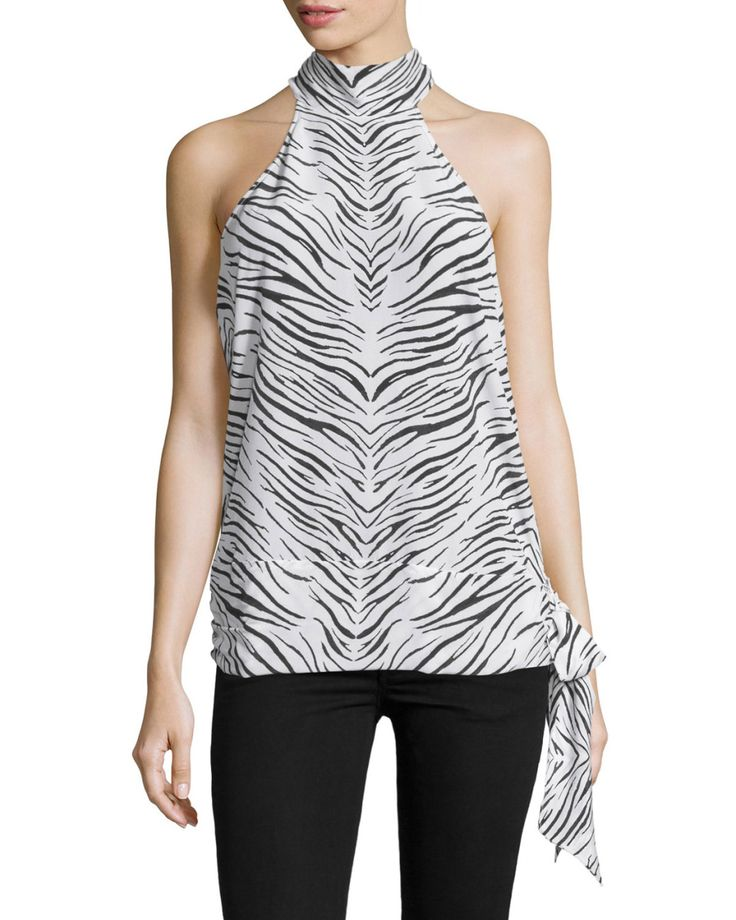 Free Shipping Top Quality Wholesale Price Online Haute Hippie Woman Leather-trimmed Draped Silk Top Gray Size S Haute Hippie Supply F3KdeGOyw