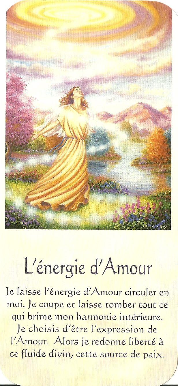Mario Duguay- Message Lumière L'énergie d'Amour