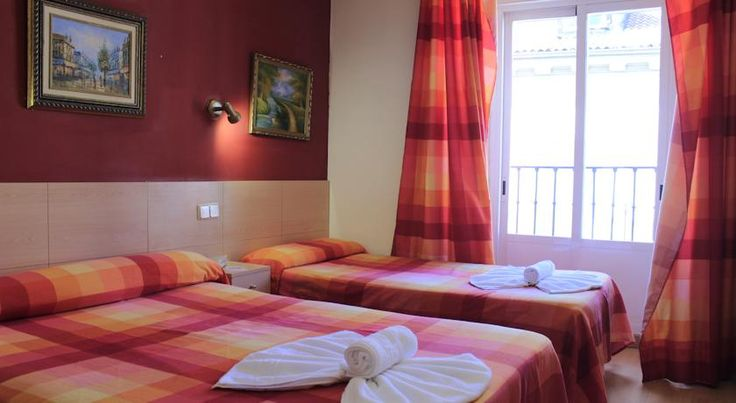Hostal Tijcal I Madrid Hostal Tijcal I is located 20 metres from Madrid's Plaza Mayor. It offers rooms with private bathrooms, and is a 5-minute walk from Puerta del Sol and the Royal Palace.