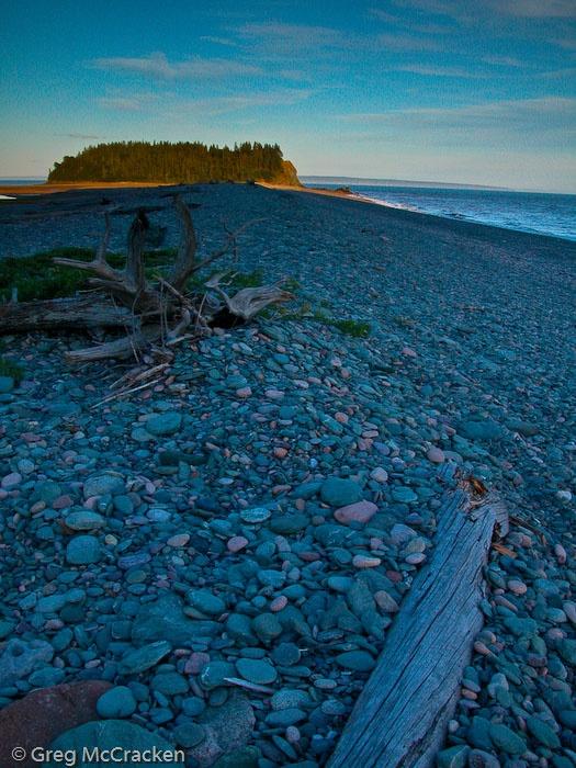 Martin Head, New Brunswick, Canada