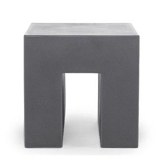 Found it at Wayfair Supply - Heller Massimo Vignelli Cube - Finish: Dark Greyhttp://www.wayfairsupply.com/Heller-Massimo-Vignelli-Cube-1030-HEL1015.html?refid=SBP