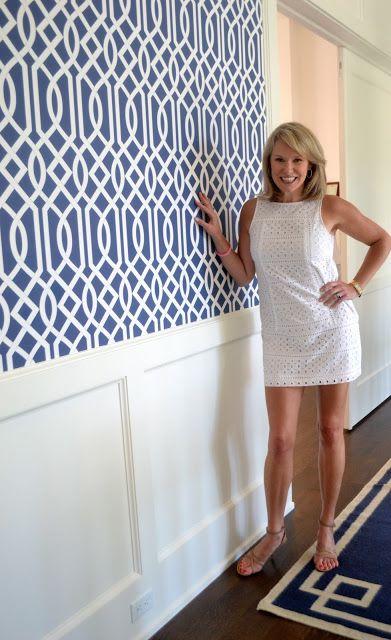 25 Best Ideas About Wallpaper Accent Walls On Pinterest