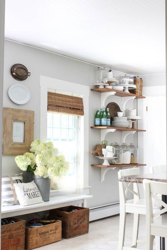 Kitchen Ceiling Wallpaper REVEALED - Rooms For Rent blog