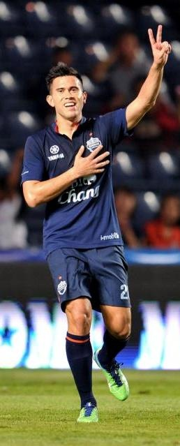 Javier Patiño - Buriram United FC - Thai Premier League