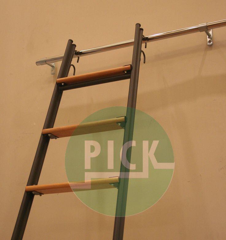 Pi di 25 fantastiche idee su ringhiere delle scale in - Scale per soppalchi ...