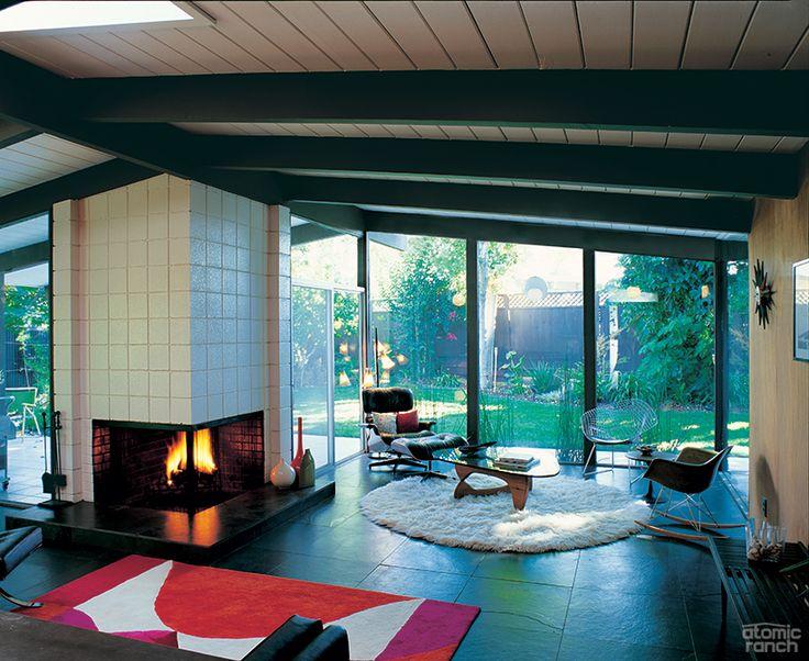 Joseph Eichler: His Work   Designs, A Living Legacy