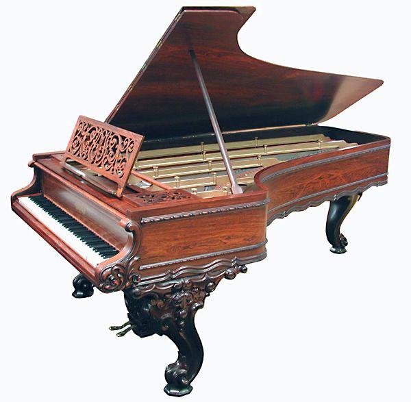17 Best Images About Antique Pianos On Pinterest