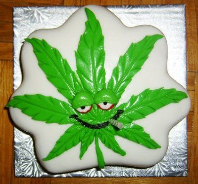 wedding cake weed plant marijuana leaf cake food drinks 26800