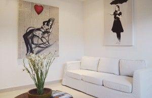 the couch at villa santai
