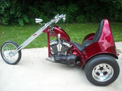 Custom Trikes Car | Motorcycles, Choppers for sale on RacingJunk Classifieds - 46 ...