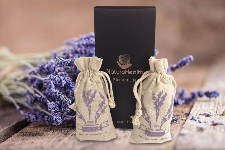 French Lavender Scented Sachet Gift Box for Pillow, Nightstand, Drawer, Closet, Car, Suitcase, Workout Bags Natural Lavender Fragrance Aromatherapy Lavender Scent (2packs) ** More forbidden discounts at the link of image : Home Fragrance