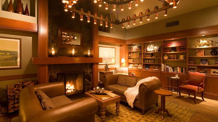 1000+ Images About Cozy Home Library On Pinterest