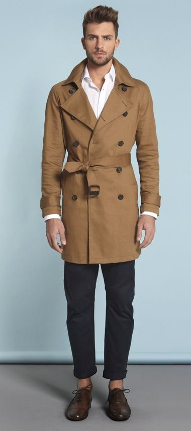 Got almost the same coat
