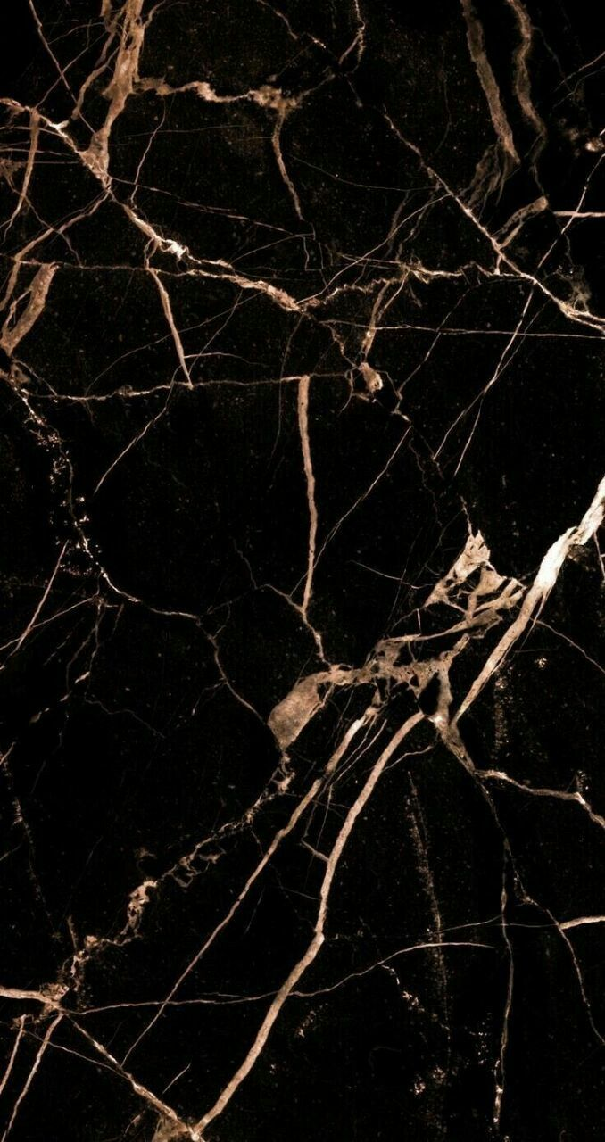 Aesthetic Marble Wallpaper Black And Gold