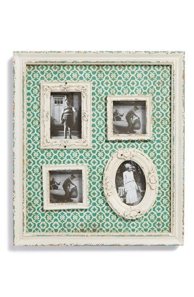 Free shipping and returns on VIP INTERNATIONAL Wood Multi Picture Frame at Nordstrom.com. Display four of your favorite photos in this distressed wooden picture frame designed to look like an authentic flea market find.