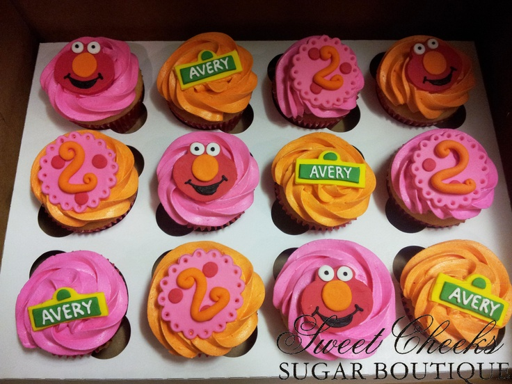 17 Best Images About Sweet Cheeks Cupcakes On Pinterest