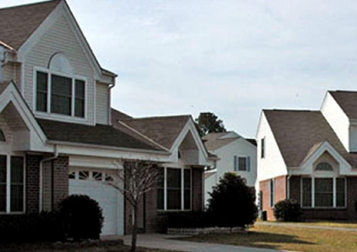 Military Base Housing Norfolk Virginia: Ben Moreell Neighborhood: 3-5 Bedroom