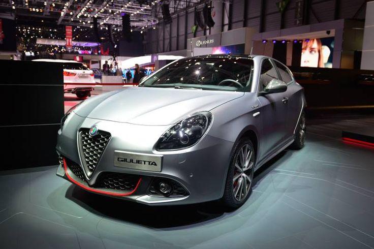 Alfa Romeo Giulietta 2016  Międzynarodowy Salon Samochodowy w Genewie źródło: Alfa Romeo Official Page