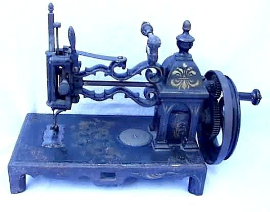 Antique Paw Foot Sewing Machine