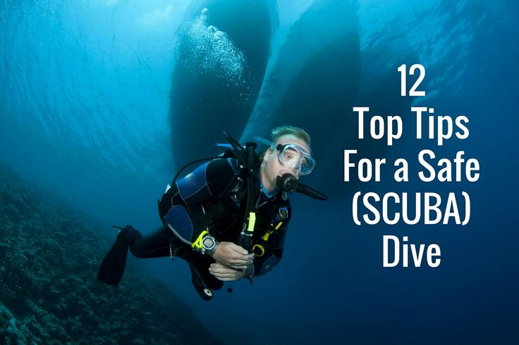 Keep diving but stay safe ! Some of these may seem obvious but worth a quick read when you next go on a dive holiday. http://ow.ly/ZGLkB