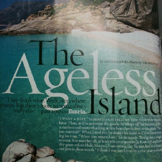Ageless Island - Ikaria, Greece