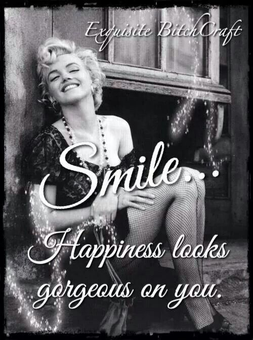 No matter what happens in life, there are always things to smile about. Show the world your happiness!