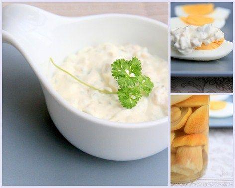 Homemade tartar sauce - Cooklet