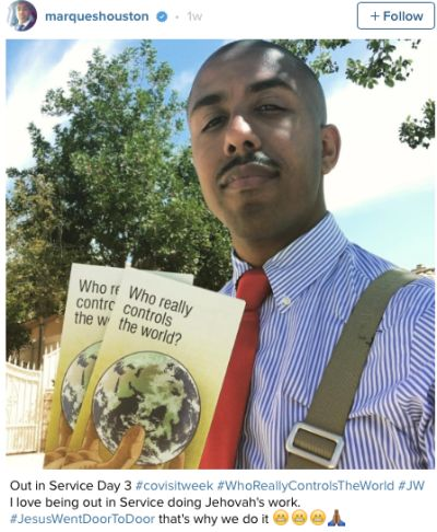 Singer Marques Houston converts to Jehovah's Witness, now goes door-to-door to preach - http://www.thelivefeeds.com/singer-marques-houston-converts-to-jehovahs-witness-now-goes-door-to-door-to-preach/