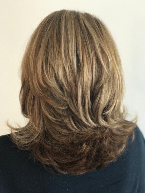 Long Layers Medium Hair Styles Long Hair Styles Hair Lengths