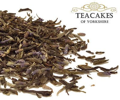 Lavender Butterfly 100g Green Loose Leaf Aromatic Tea  Best value Quality