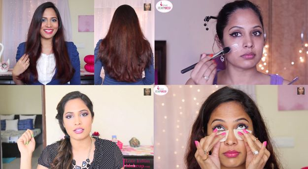 ShrutiArjunAnand | 17 Desi YouTube Beauty Channels That'll Up Your Hair And Make-Up Game