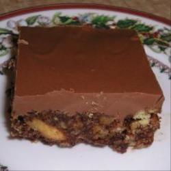 Chocolate Tiffin @ allrecipes.co.uk