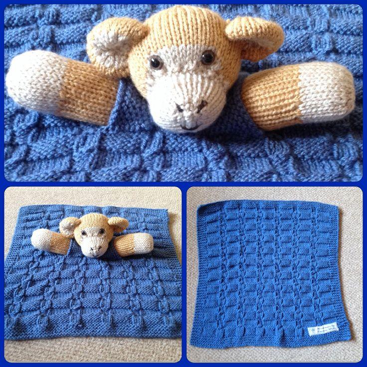 monkey snuggle blanket