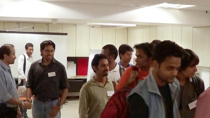 CreativeCamp at The Playce #design #workshop #mumbai #UI #UX
