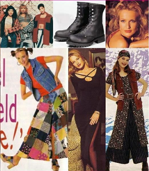 Image detail for...90s Fashion Trends