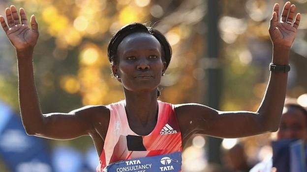 Mary Keitany will use male pacemakers in an attempt to break Paula Radcliffe's world record at the 2018 London Marathon