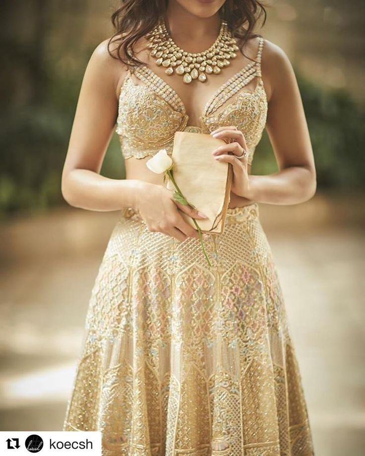 Sept, 2017: 'Samantha Ruth Prabhu  does her Indian Wedding dress rehearsal, introduces us to lehenga 2.0. See pics Samantha Ruth Prabhu has been taking her fans through her wedding preps over the last couple of months via social media. Here are the latest pictures.' from her Instagram: @samantharuthprabhuoffl Modern Indian Wedding Lehenga, Indian Wedding Trends 2017 - 2018 via @sunjayjk